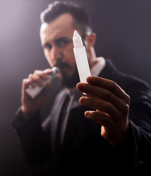 choose an e-liquid for vaporizer